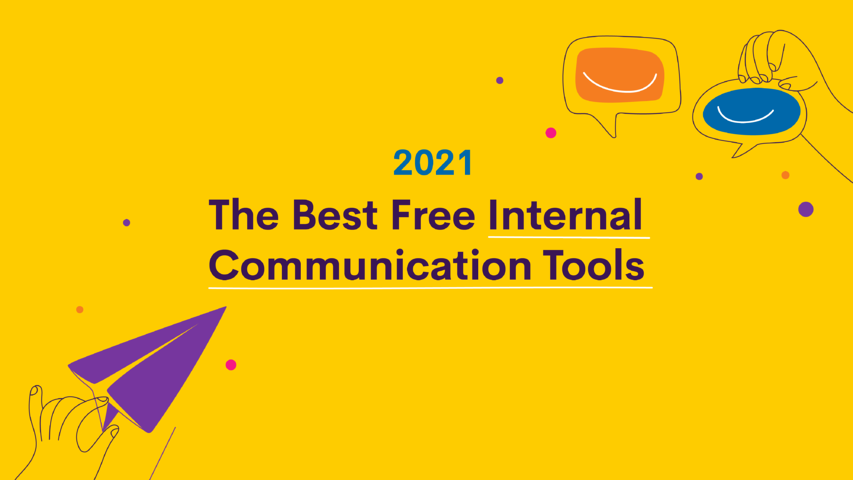 63 Free Internal Communication Tools and Resources