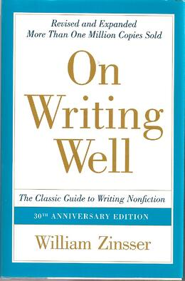 on writing well chuck chats
