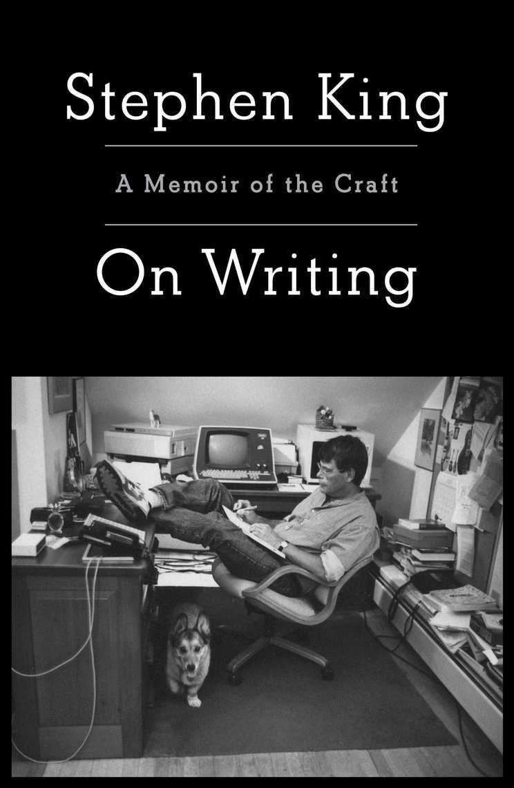 onwritingstephenking chuck chats