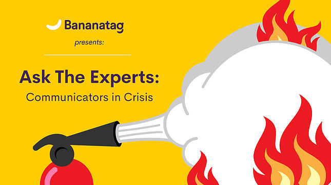 Ask the Experts: Communicators in Crisis