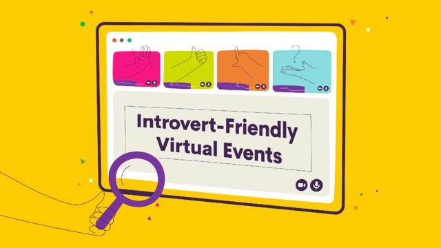 How to Create an Introvert-Friendly Virtual Team Building Event