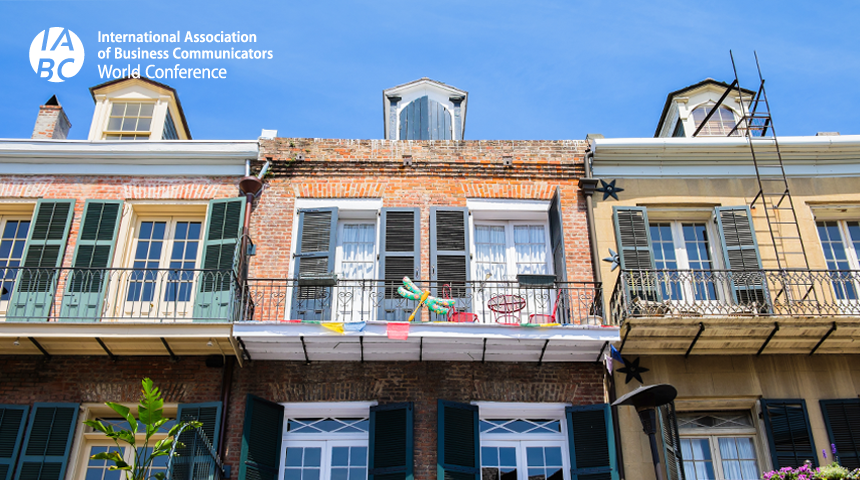 See You in NOLA for IABC World Conference 2016!
