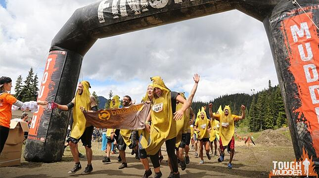 Mud, Sweat and Beers: How to do employee engagement the tough way