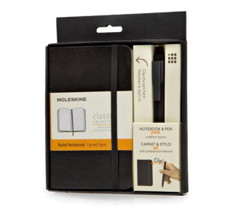 Moleskines for internal comms