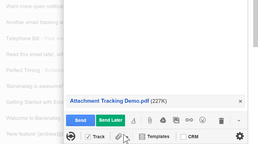 How to Track any Email Attachment in Gmail