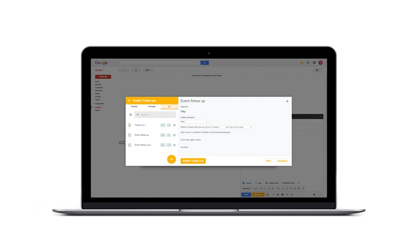 Meet the new Bananatag Gmail Interface