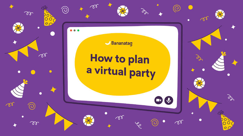 How to plan an amazing virtual holiday party