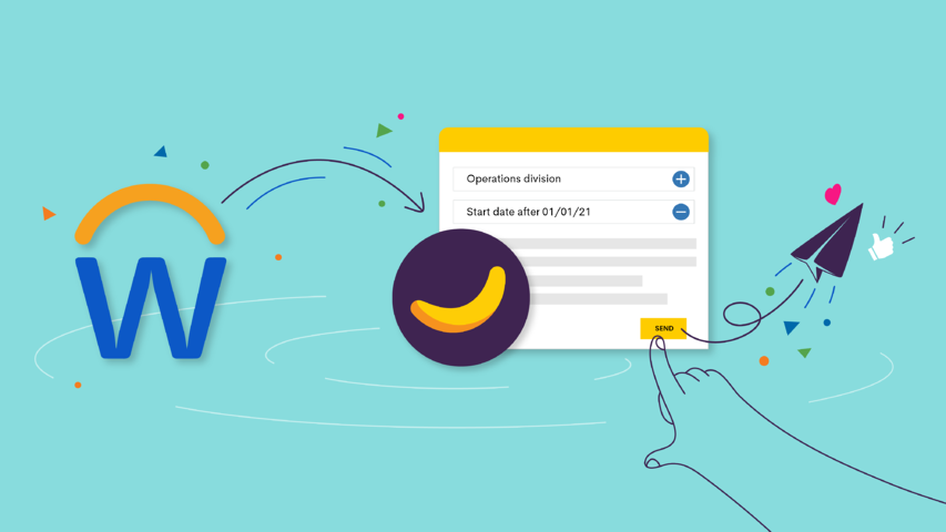 6 Reasons why syncing Bananatag & Workday is going to make your life easier