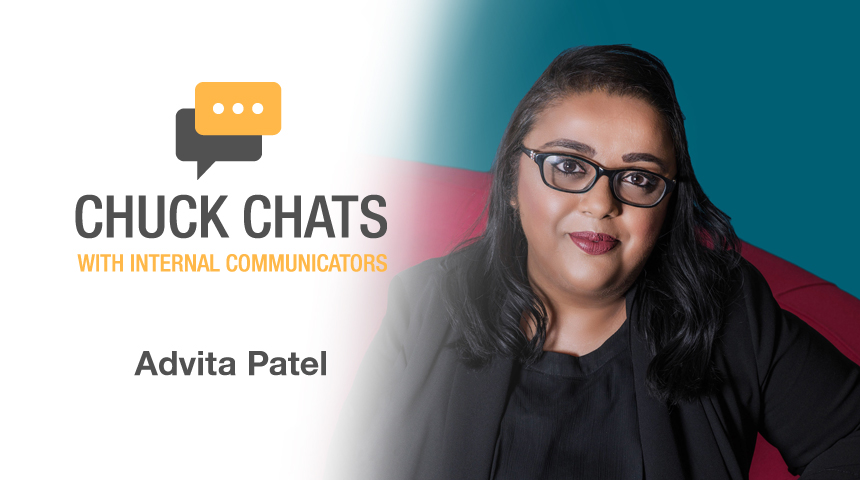 Chuck Chats Funding Your Professional Development with Advita Patel, FCIPR & Founder of CommsRebel
