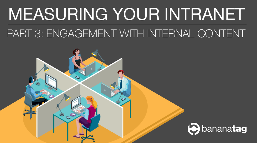 Measuring Employee Engagement with your Intranet's Content
