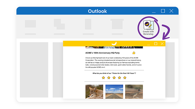New: Bananatag Outlook Classic 3 add-in for Windows