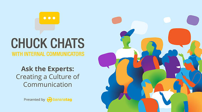 Ask the Experts: Creating a Culture of Communication [Webinar]