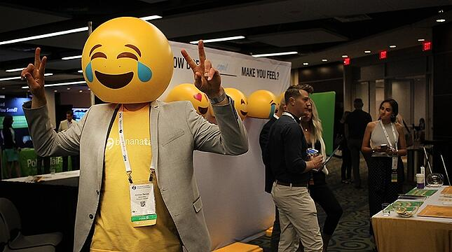 Why We Took Emoji Heads to IABC World Conference 2017
