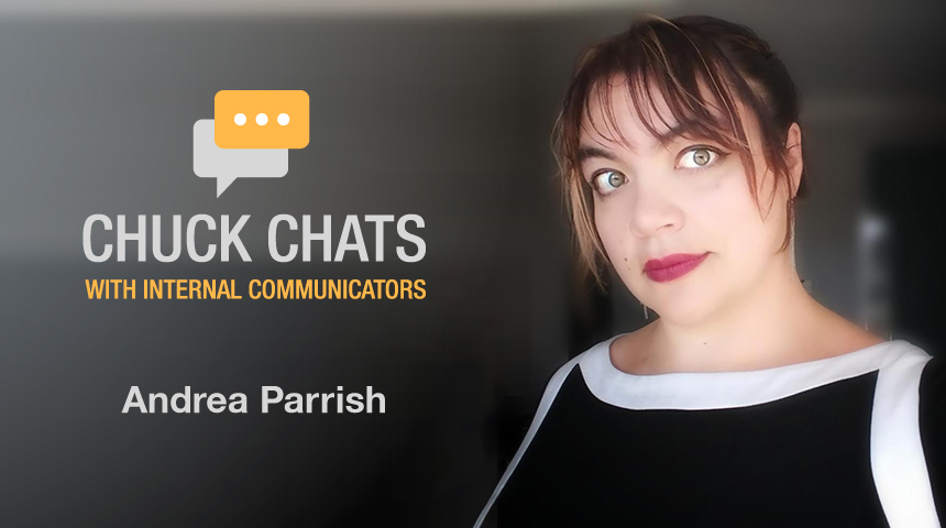 Chuck Chats The Power of Social Media and Radically Trusting Employees with Andrea Parrish, Online Reputation Manager, STCU