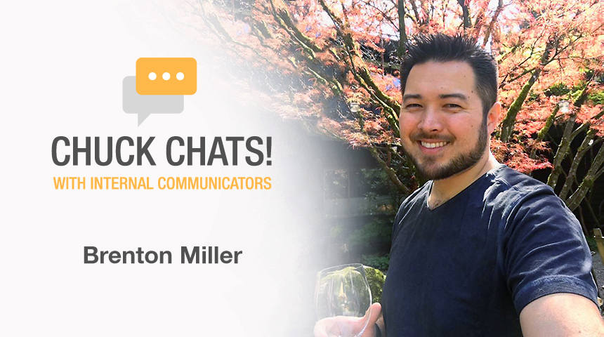 Chuck Chats Video Games, Culture, and Working at Disney withBrenton Miller, Financial Engines