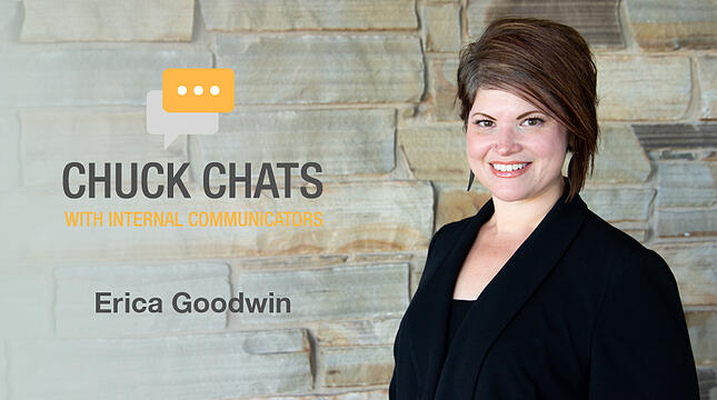 Chuck Chats How to Communicate with an International Audience with Erica Goodwin, Global Communications Manager at Heifer International