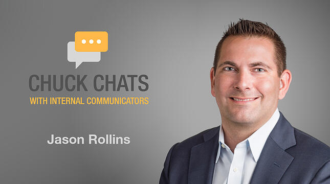 Chuck Chats Franchise Comms & Meat Mountains with Jason Rollins, Director of Brand Communications at IHG