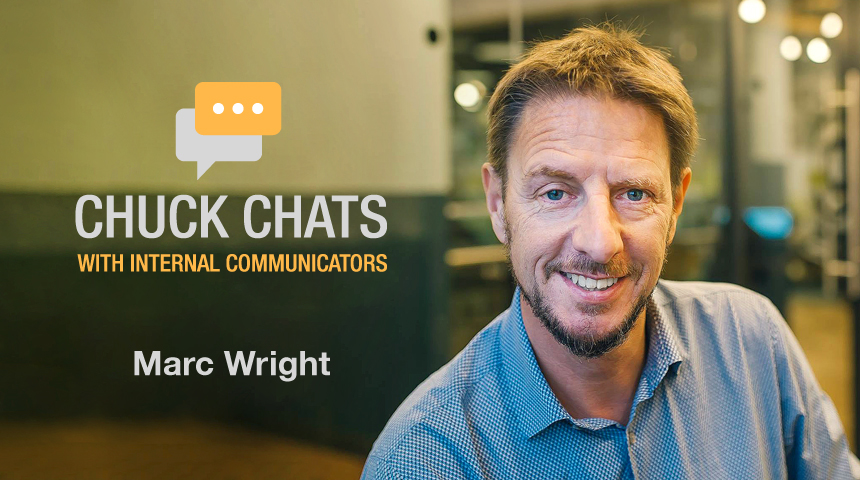 Chuck Chats Workplace vs. Office 365 with Marc Wright, Founder of simply-communicate and smilelondon