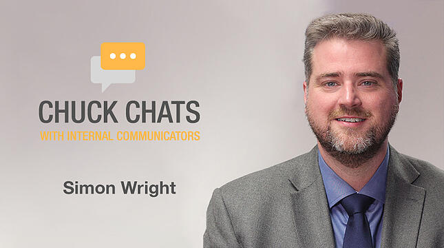 Chuck Chats State of the Sector 2018 with Simon Wright, Co-Founder and Director, Gatehouse