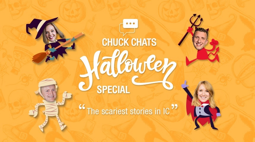 ChuckChats Halloween Special: The Scariest Stories in IC [Webinar]