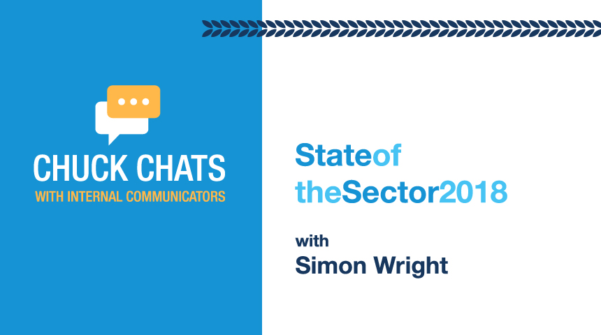 Chuck Chats State of the Sector 2018 Insights with Simon Wright, Director at Gatehouse