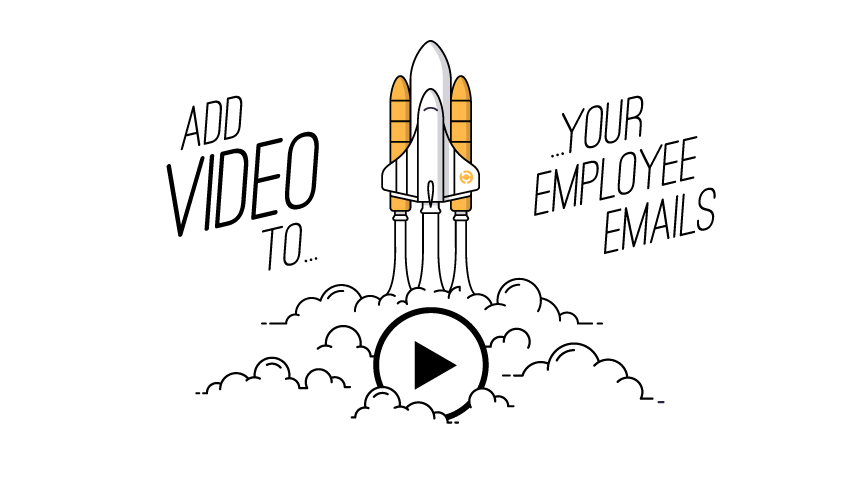 Easily add employee video into your Internal Comms Emails with Bananatag