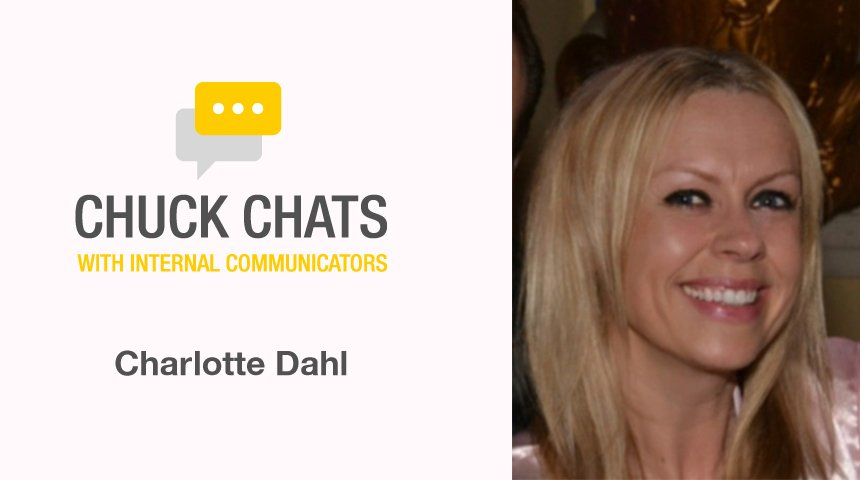 Chuck Chats Internal Branding Mistakes with Charlotte Dahl, Creative Planning Director at Woodreed